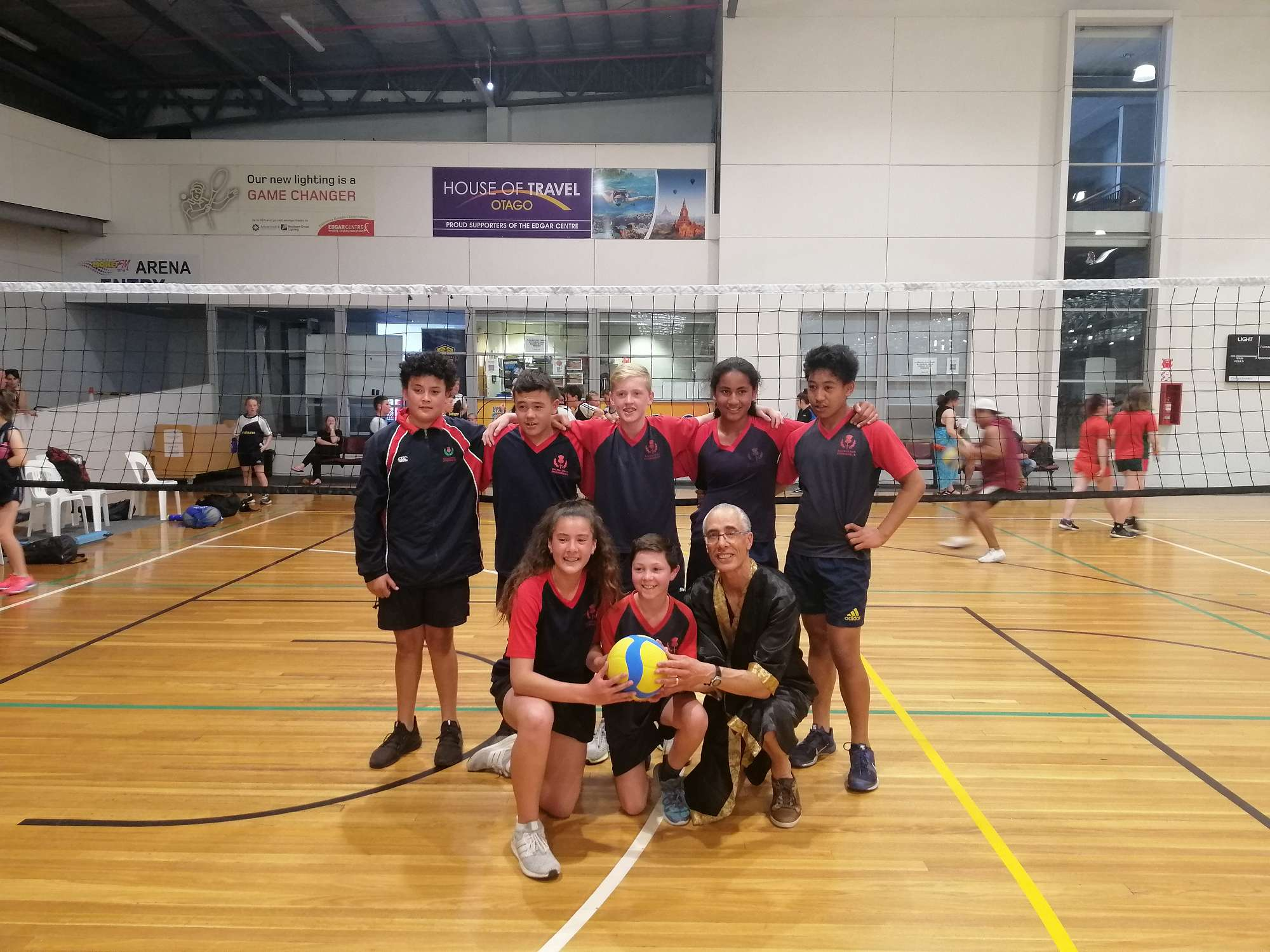 Welcome to Term 4 Schools Volleyball season
