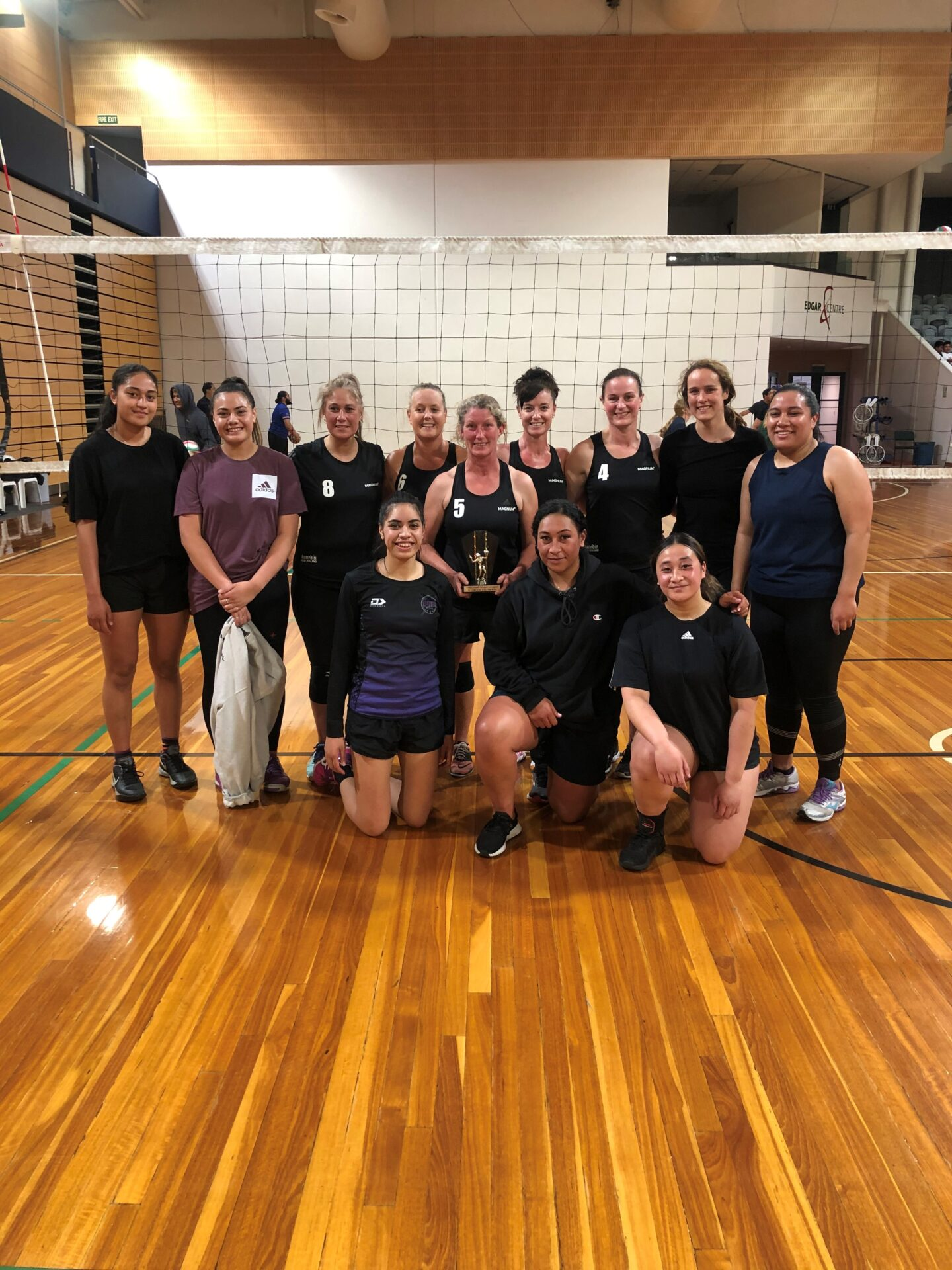 Volleyball Otago Spring League Champions 2020