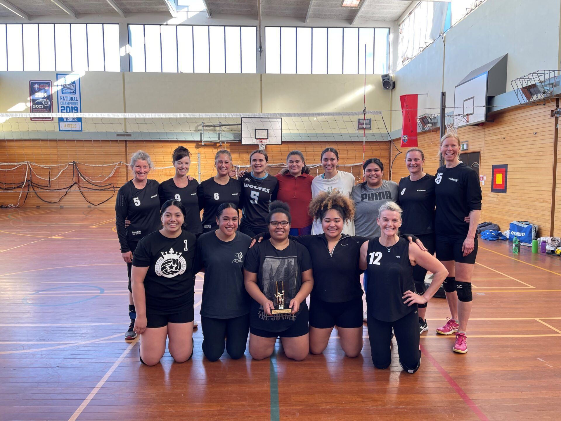 Volleyball Otago Competitive Spring League